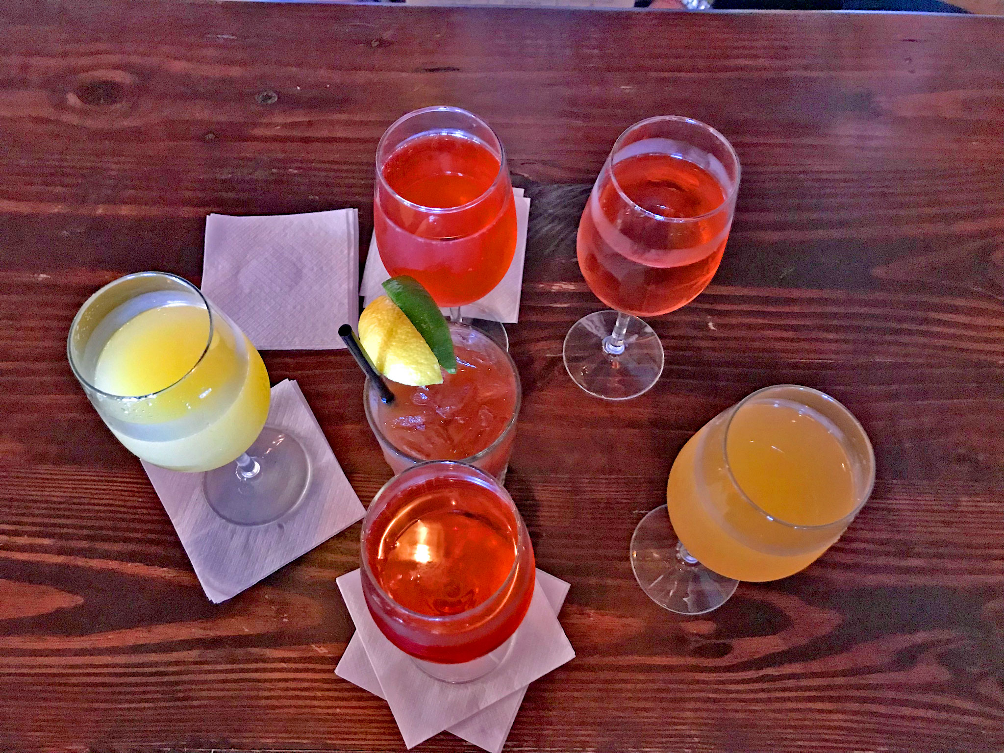 $3 Mimosas & $5 Bloody Mary at The Galley for Brunch