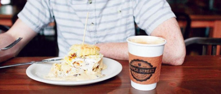 Maple Street Biscuit Co. Opening in DTSP April 4th