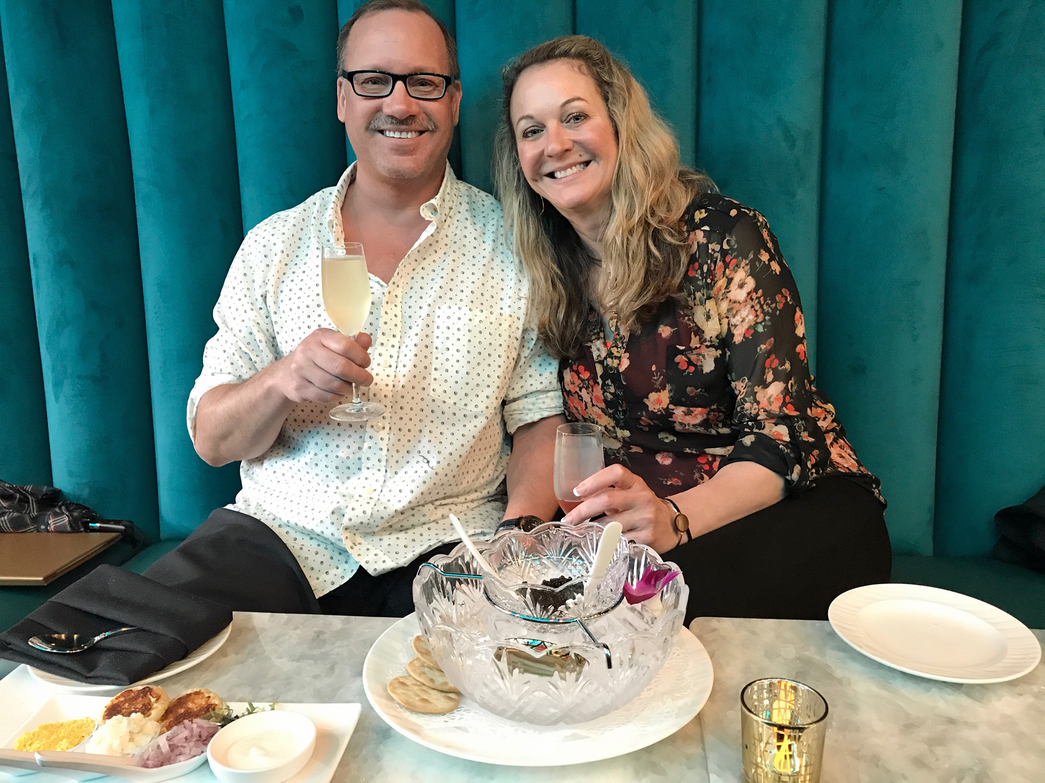St. Pete Foodies - Kevin Godbee & Lori Brown