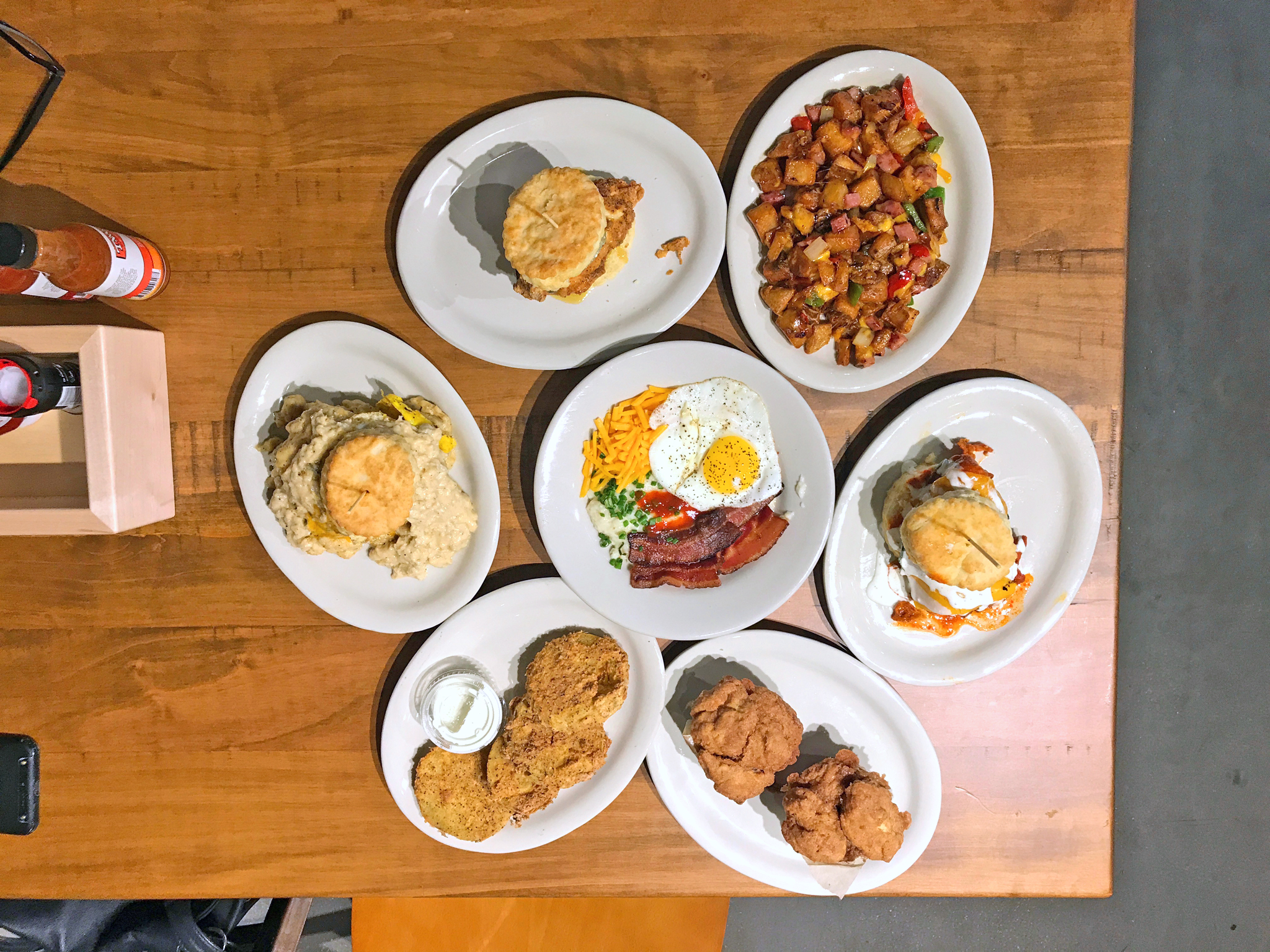 The Maple Street Biscuit Co.