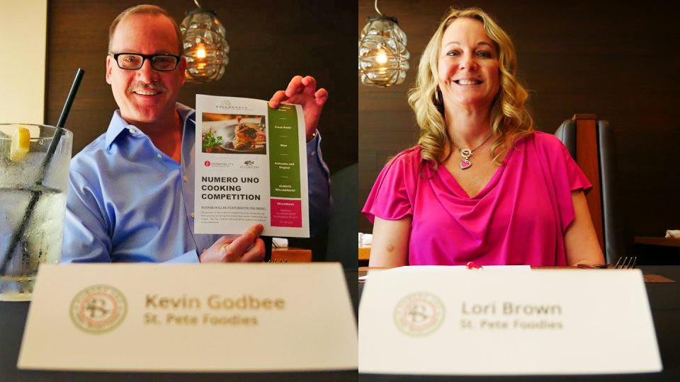 """Kev-Lo"" - Kevin Godbee & Lori Brown - St. Pete Foodies"