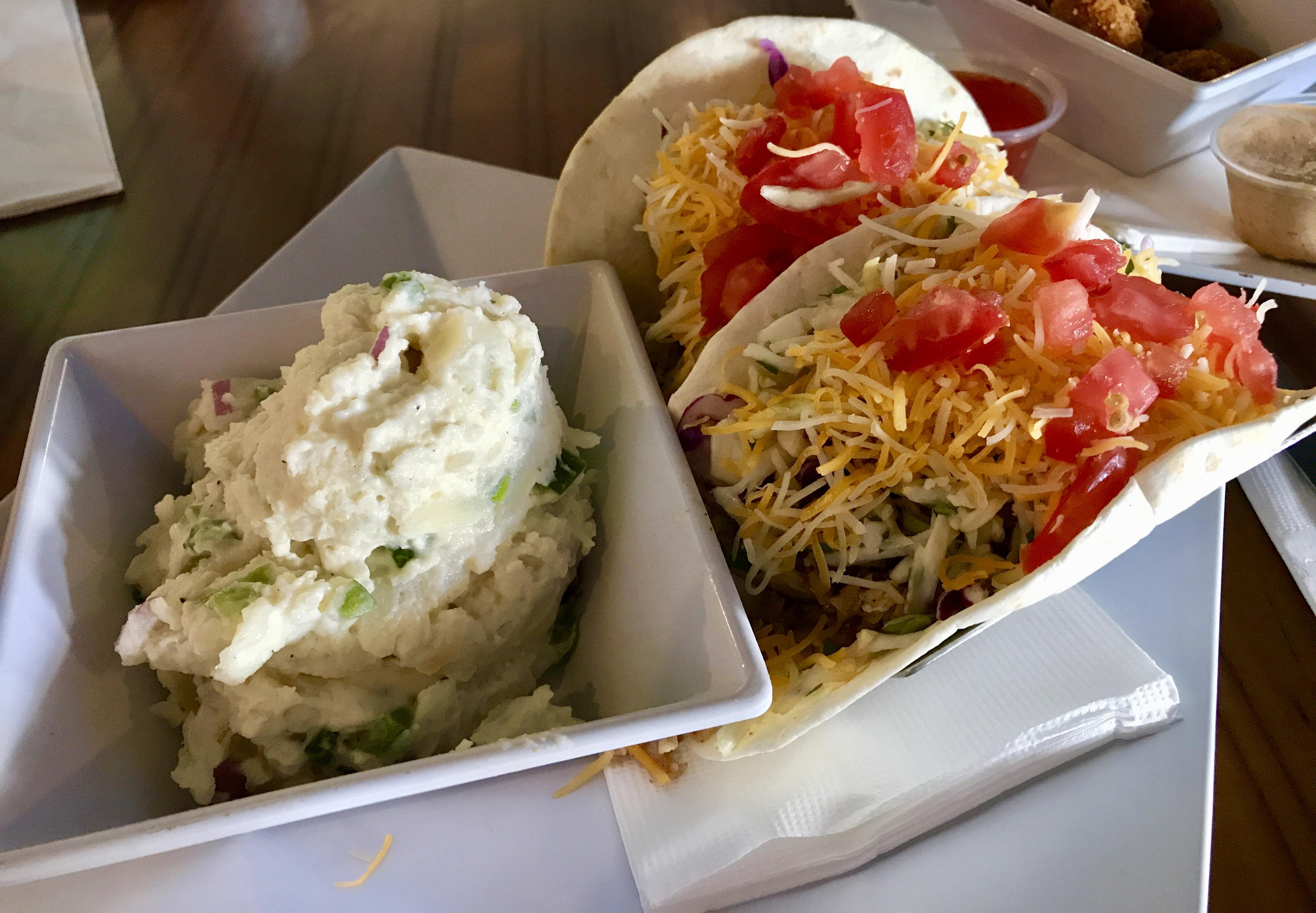 Rick's Reef Baja Tacos