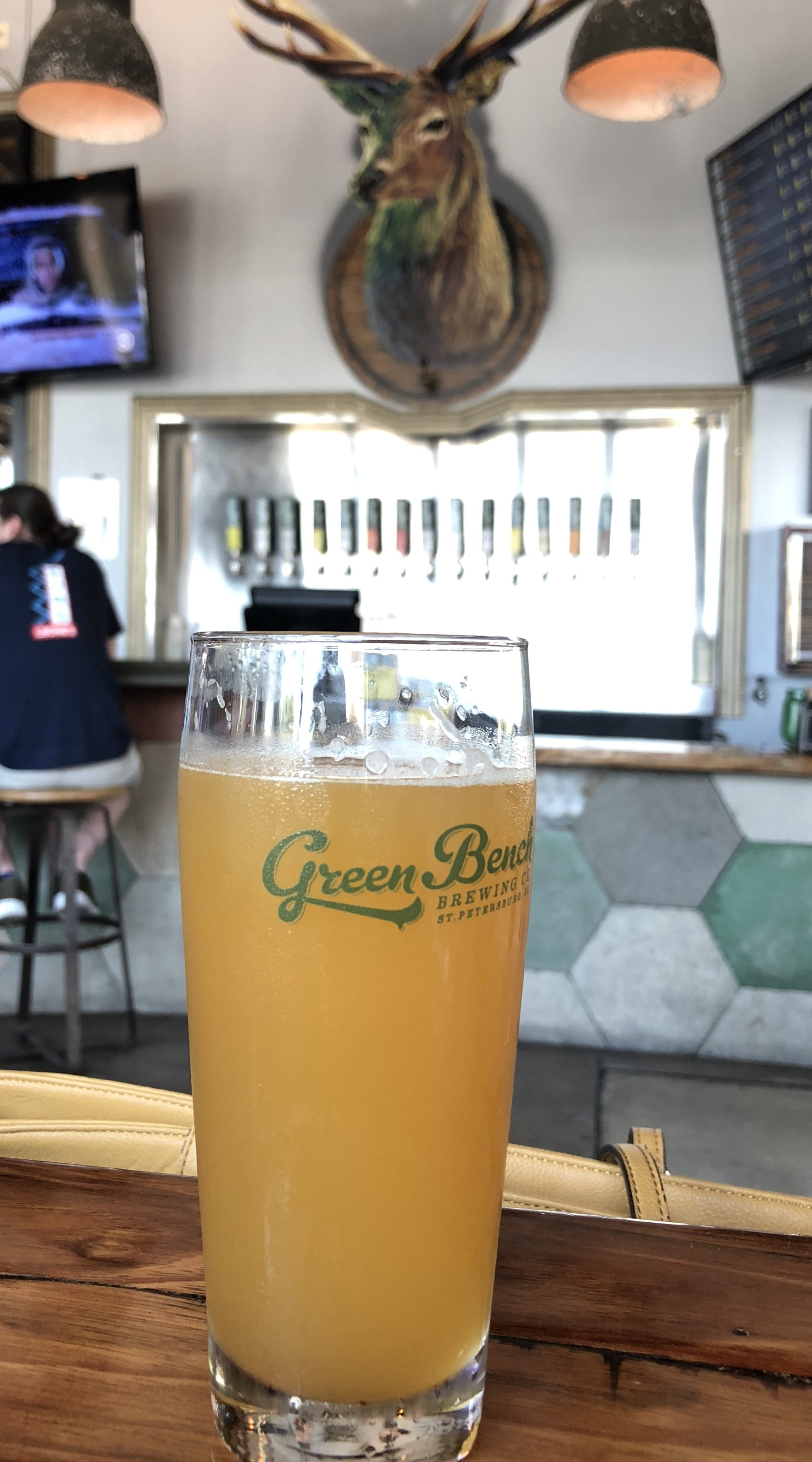 Florida IPA - Pina Colada at Green Bench Brewing