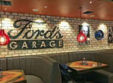 Fill Up Your Tank at Ford's Garage