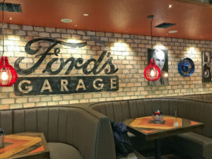 Ford's Garage Downtown St. Petersburg