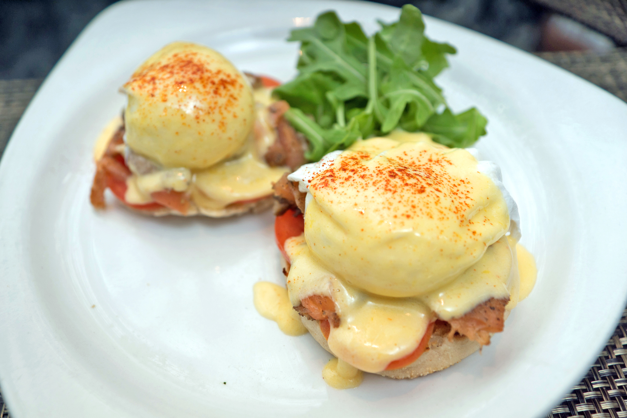 Eggs Benny of the Day