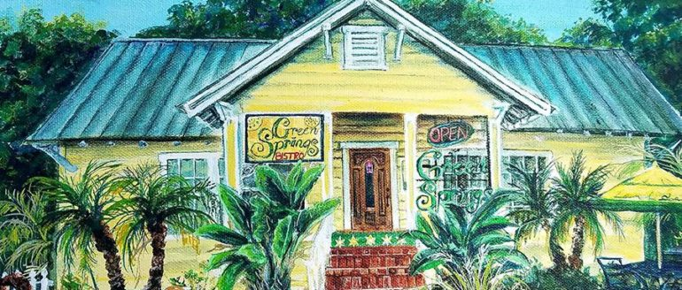 Green Springs Bistro in Safety Harbor Changes Hands to St Pete Locals