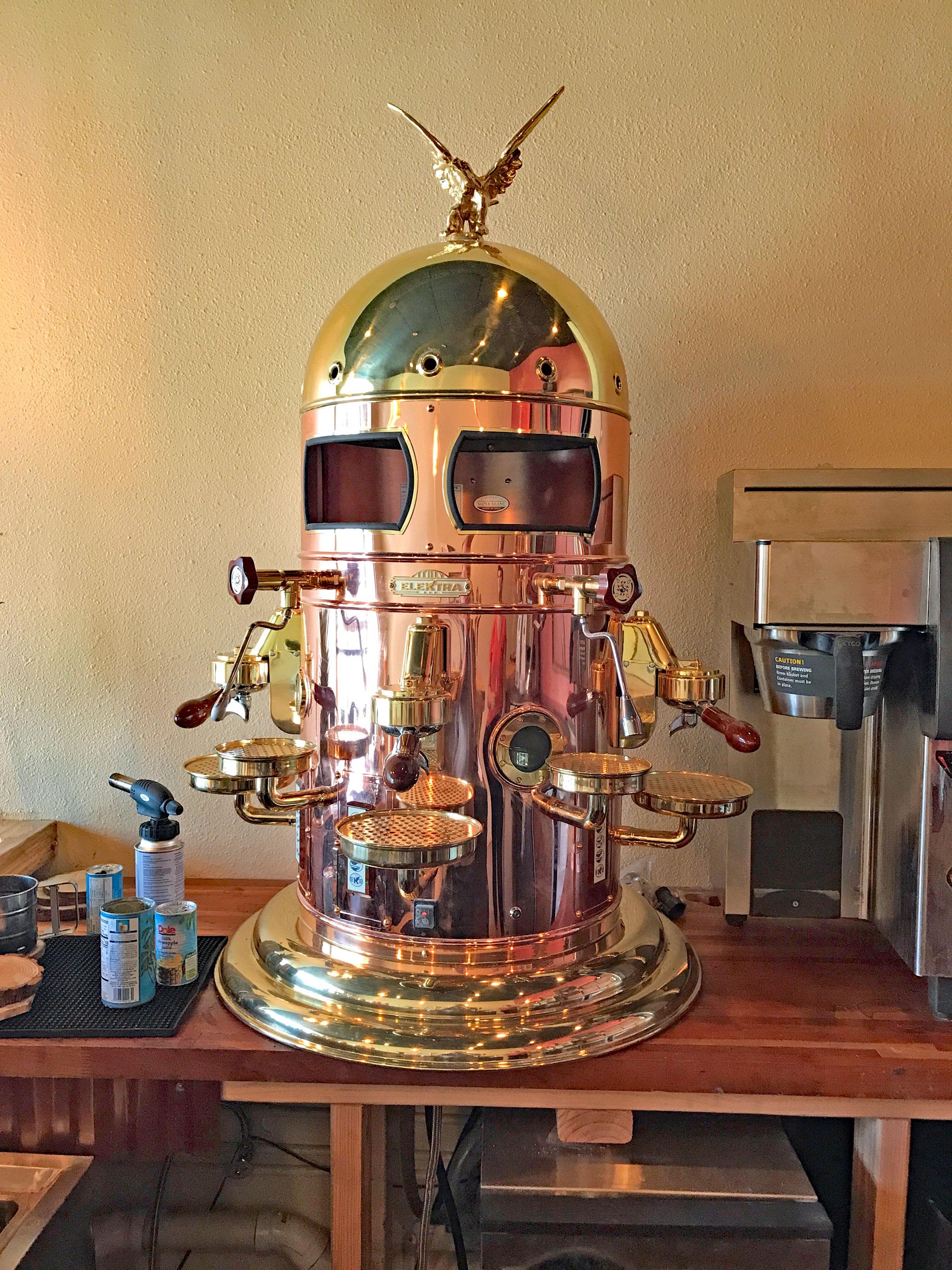 Elektra Espresso Machine