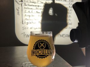 Inoculated OBP- Sour Orange Blossom Pilsner