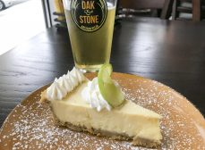 Oak and Stone Desserts and Beer Pairings