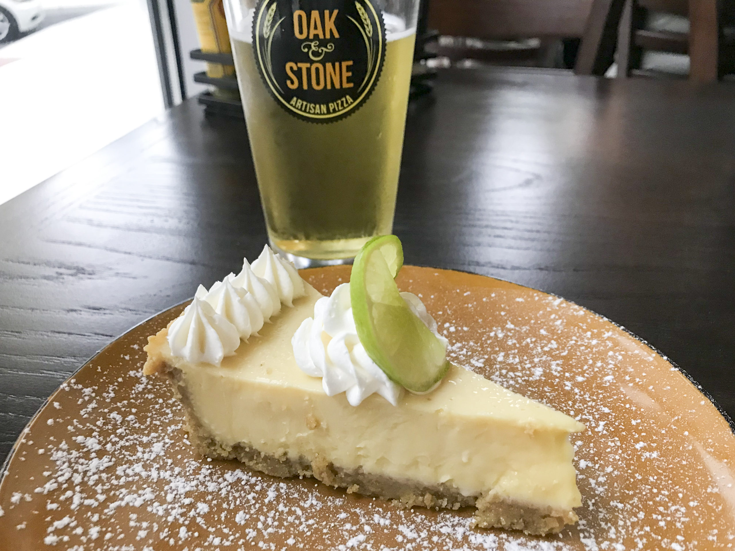 Key Lime Pie & Beer Pairing