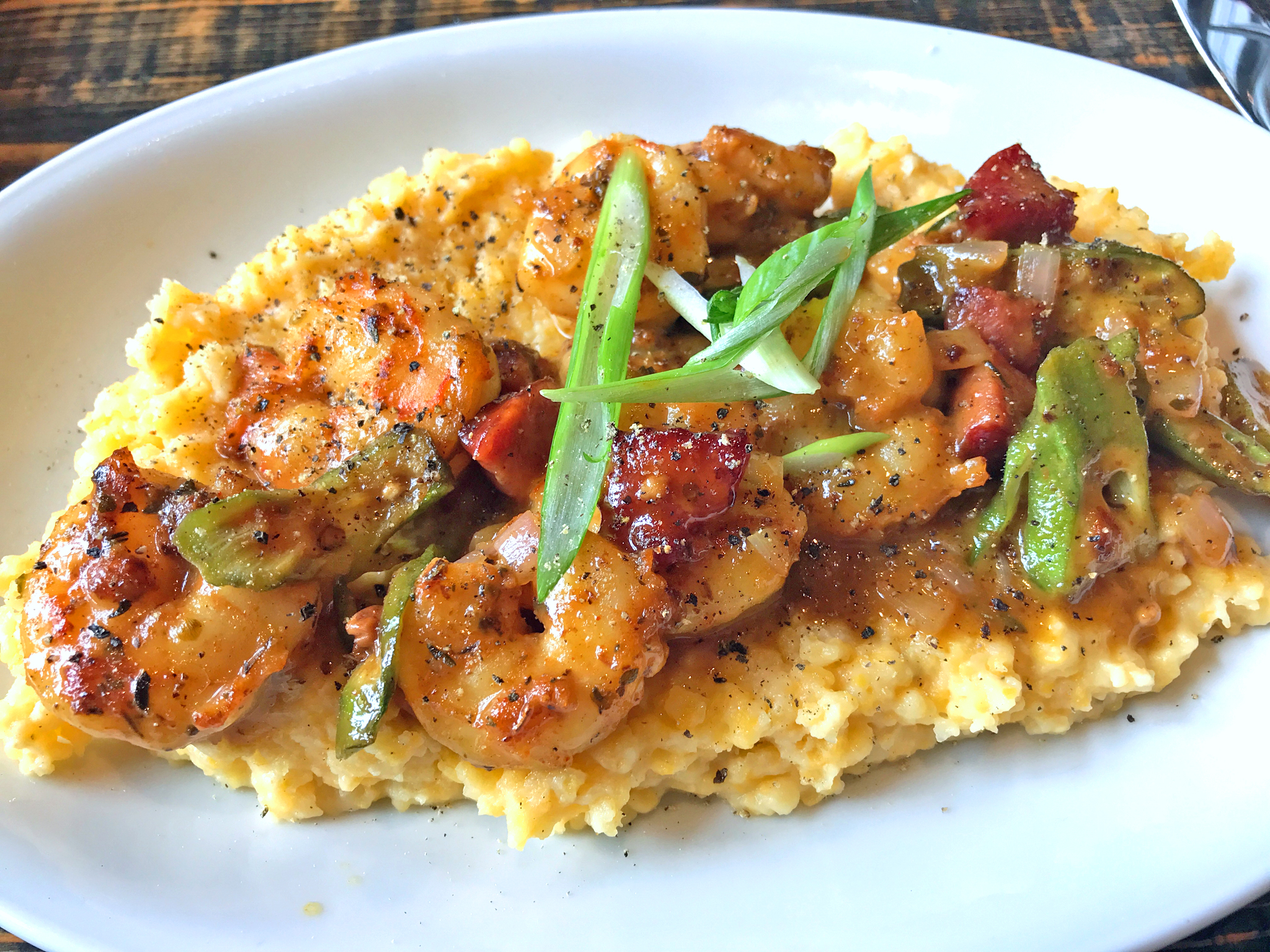 10 Best Shrimp & Grits in St. Petersburg FL 2018