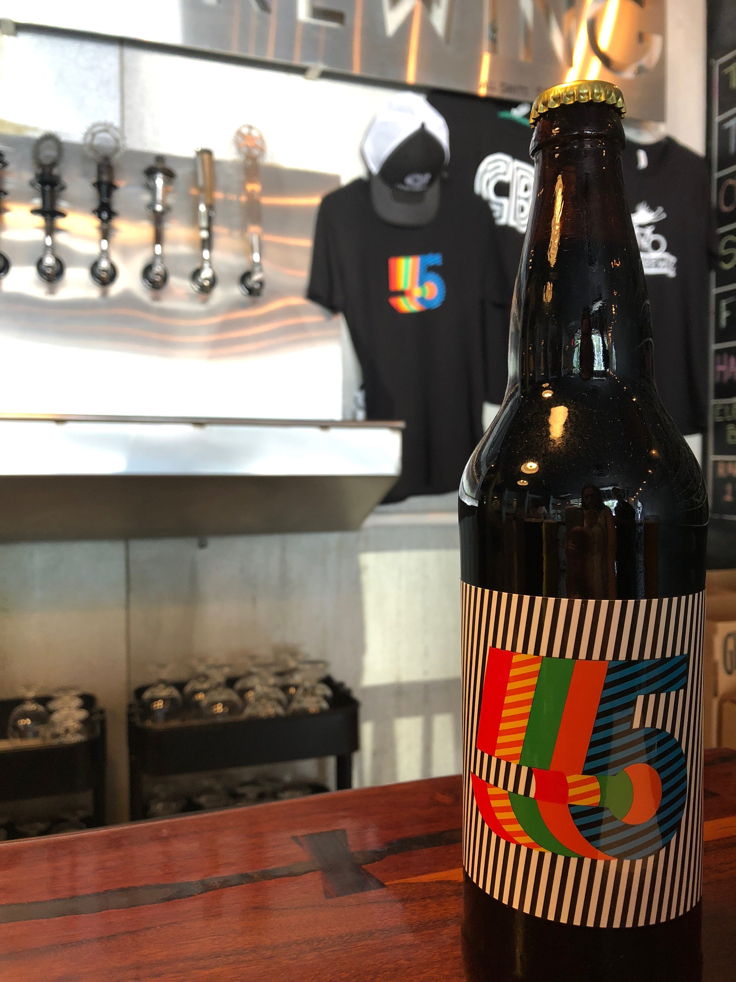 Cycle's 5th Anniversary Beer