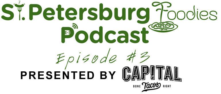 Dan Bavaro from Bavaro's Pizza Napoletana & Pastaria Interview St. Petersburg Foodies Podcast Episode 3