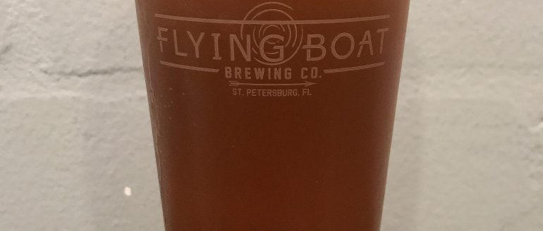 Green's Lantern – Flying Boat Brewing