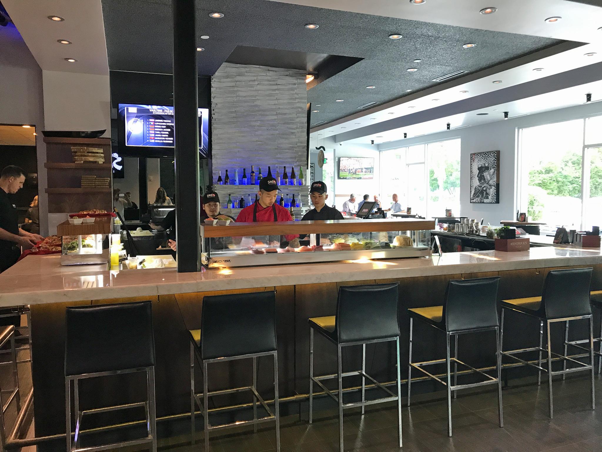 Sake 23 Sushi Bar