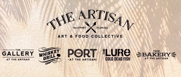 The Artisan Gulfport – Art & Food Collective