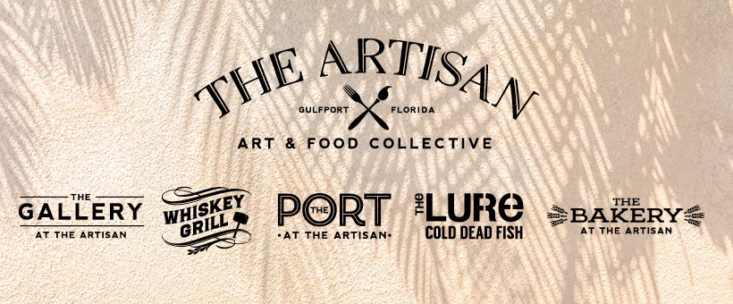 The Artisan Gulfport - Art & Food Collective