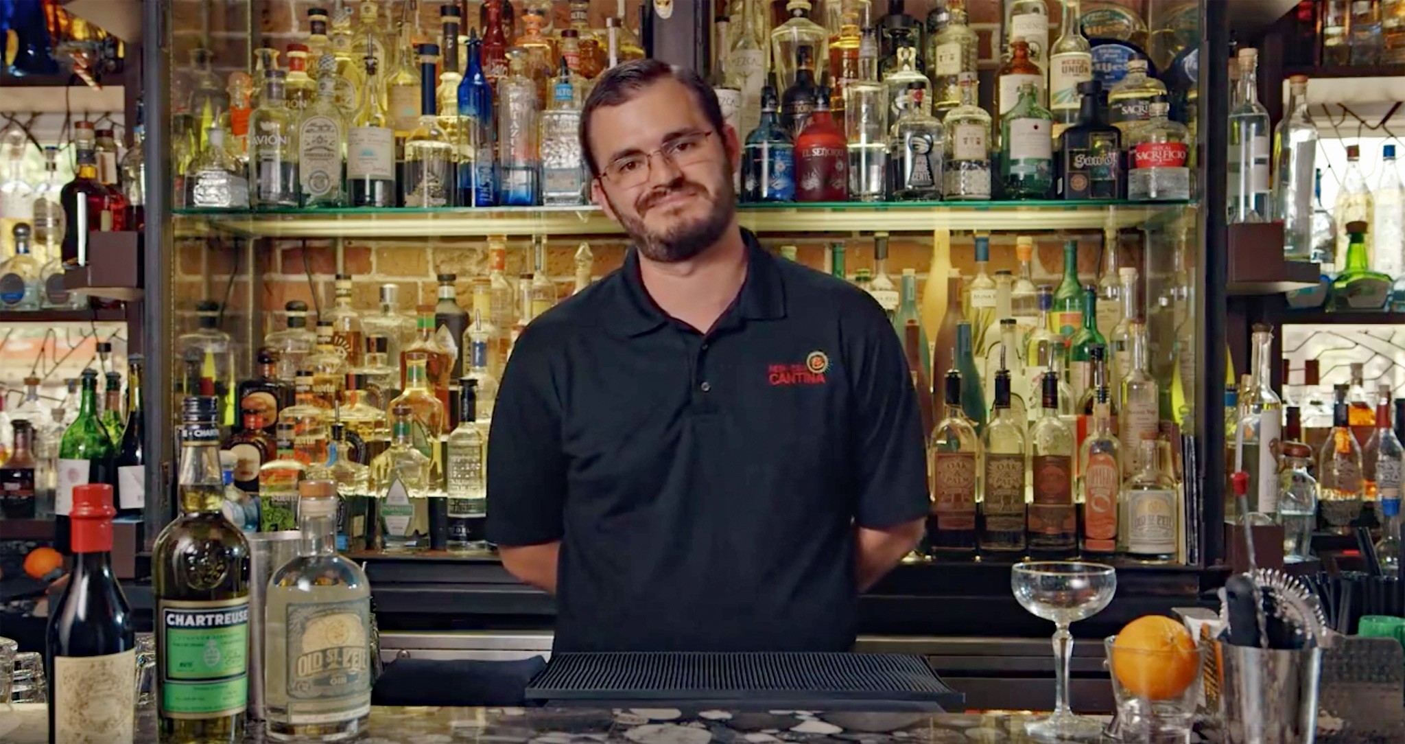 Andy Jay - Beverage Director & GM - Red Mesa Cantina