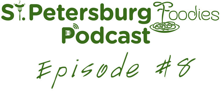 Mike & Arielle Collins, & Adam Kantrovitzfrom Rawk Star Café St. Petersburg Foodies Podcast Episode 8