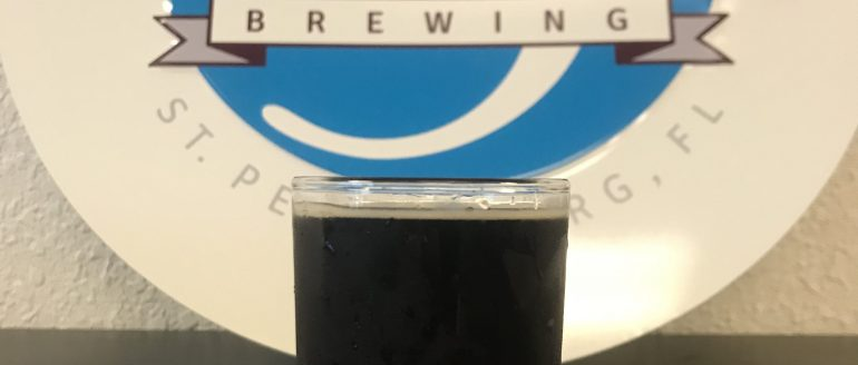Stern Line Oatmeal Stout – 3 Daughters Brewing