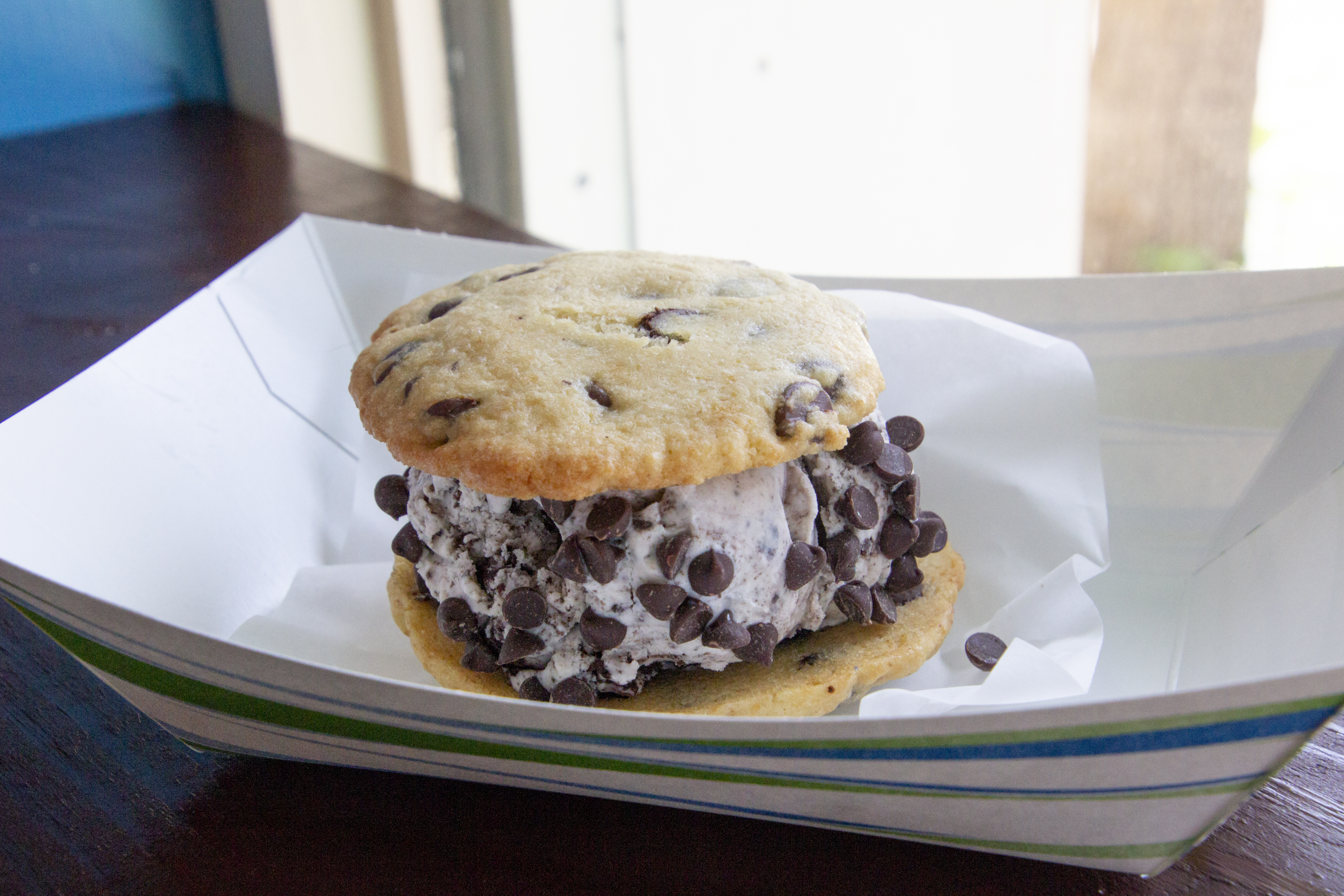 Chocolate Chip Cookies with Cookies & Cream and Chocolate Chips