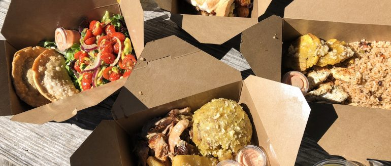 Grab a Dose of Vibrant Puerto Rican Fare from the Latin Lunchbox