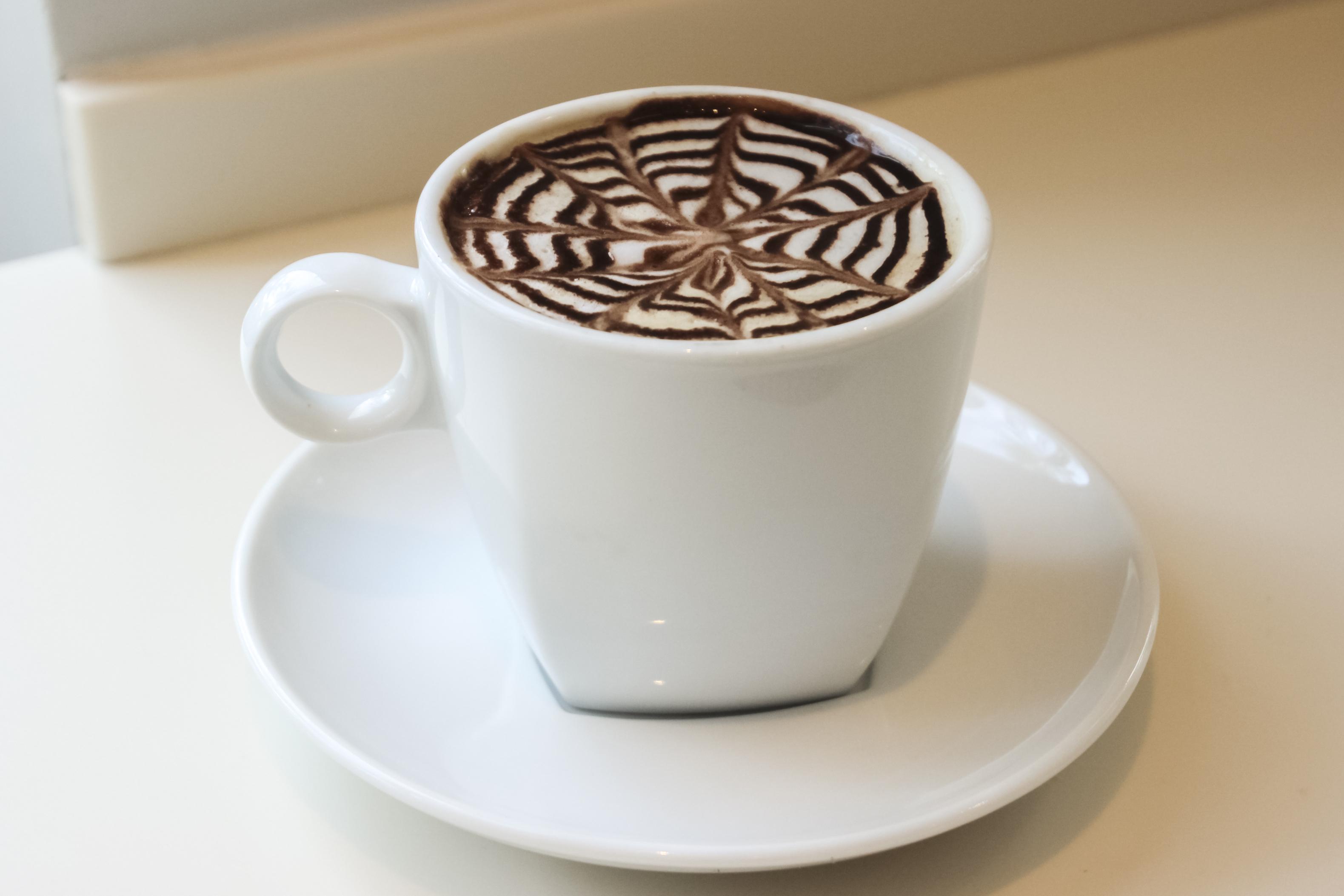 Latte with Mocha