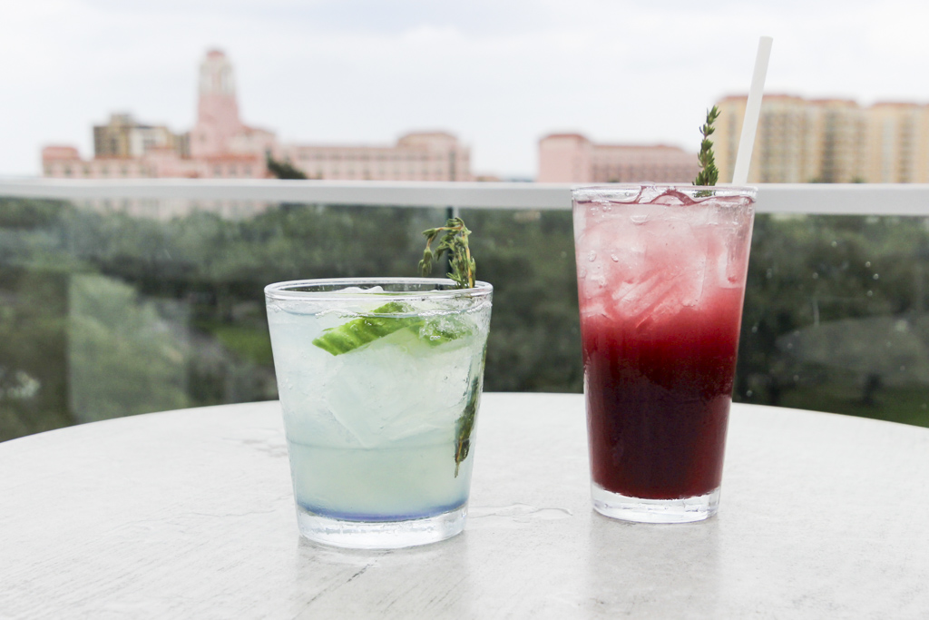 Must Try Craft Cocktails in St. Petersburg