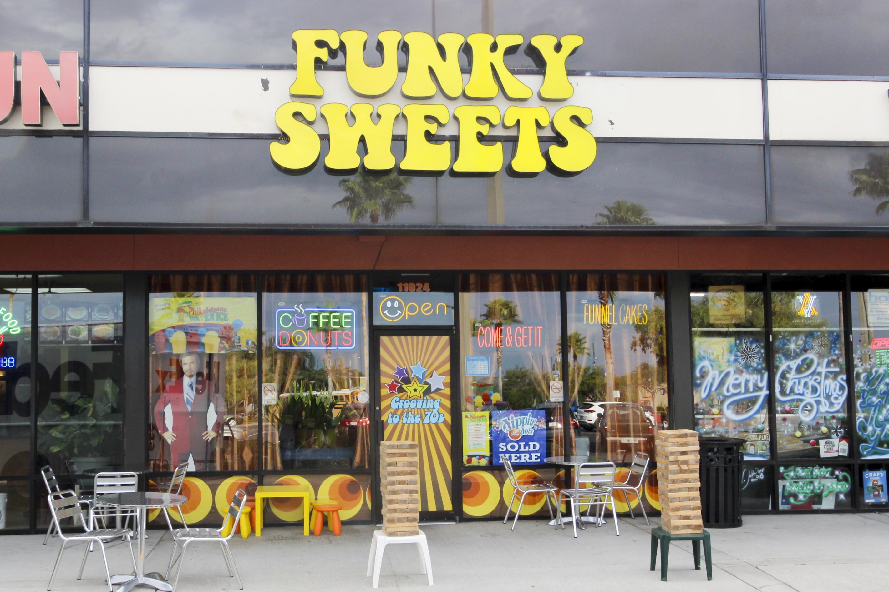 Funky Sweets St. Petersburg