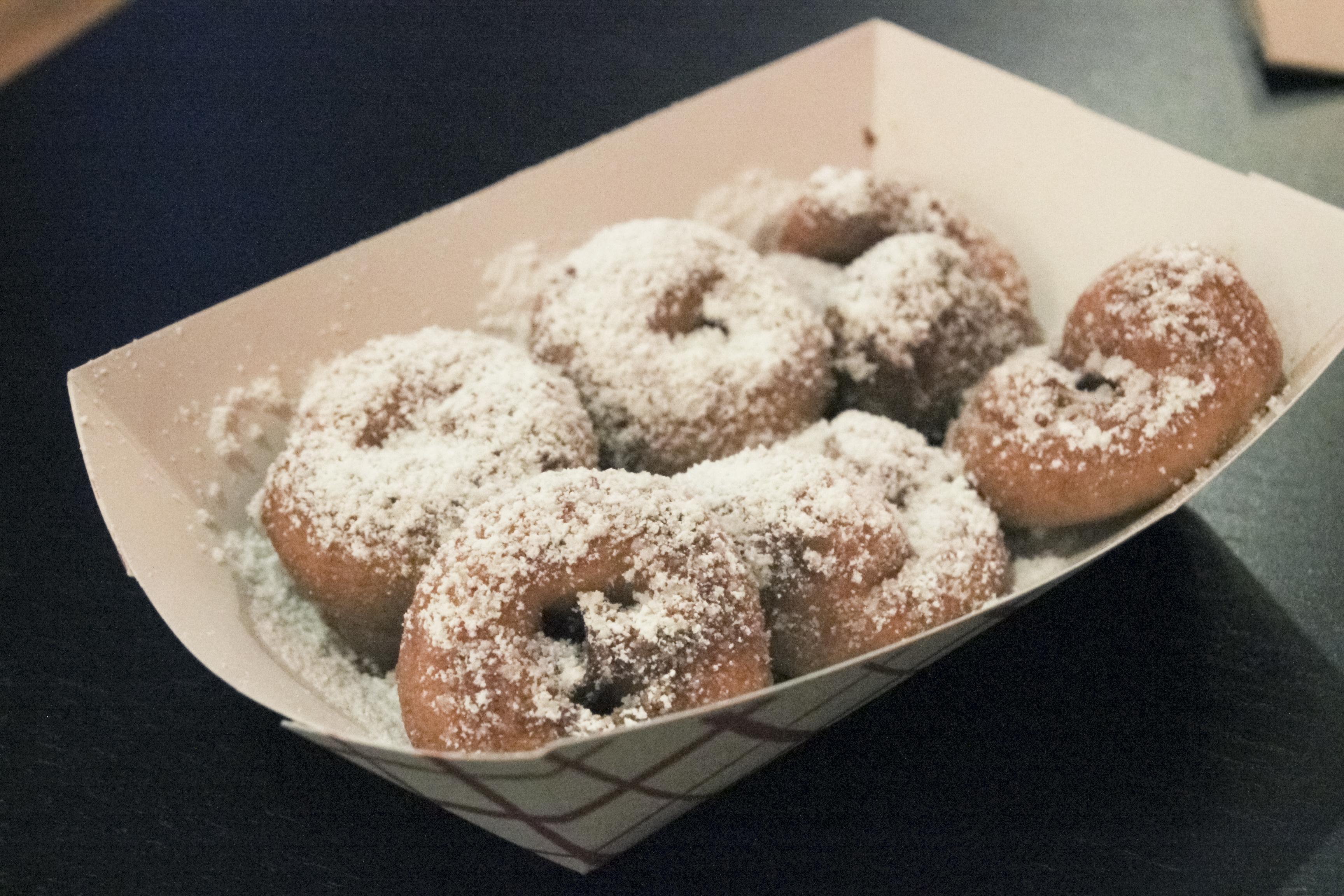 Fried Mini Doughnuts