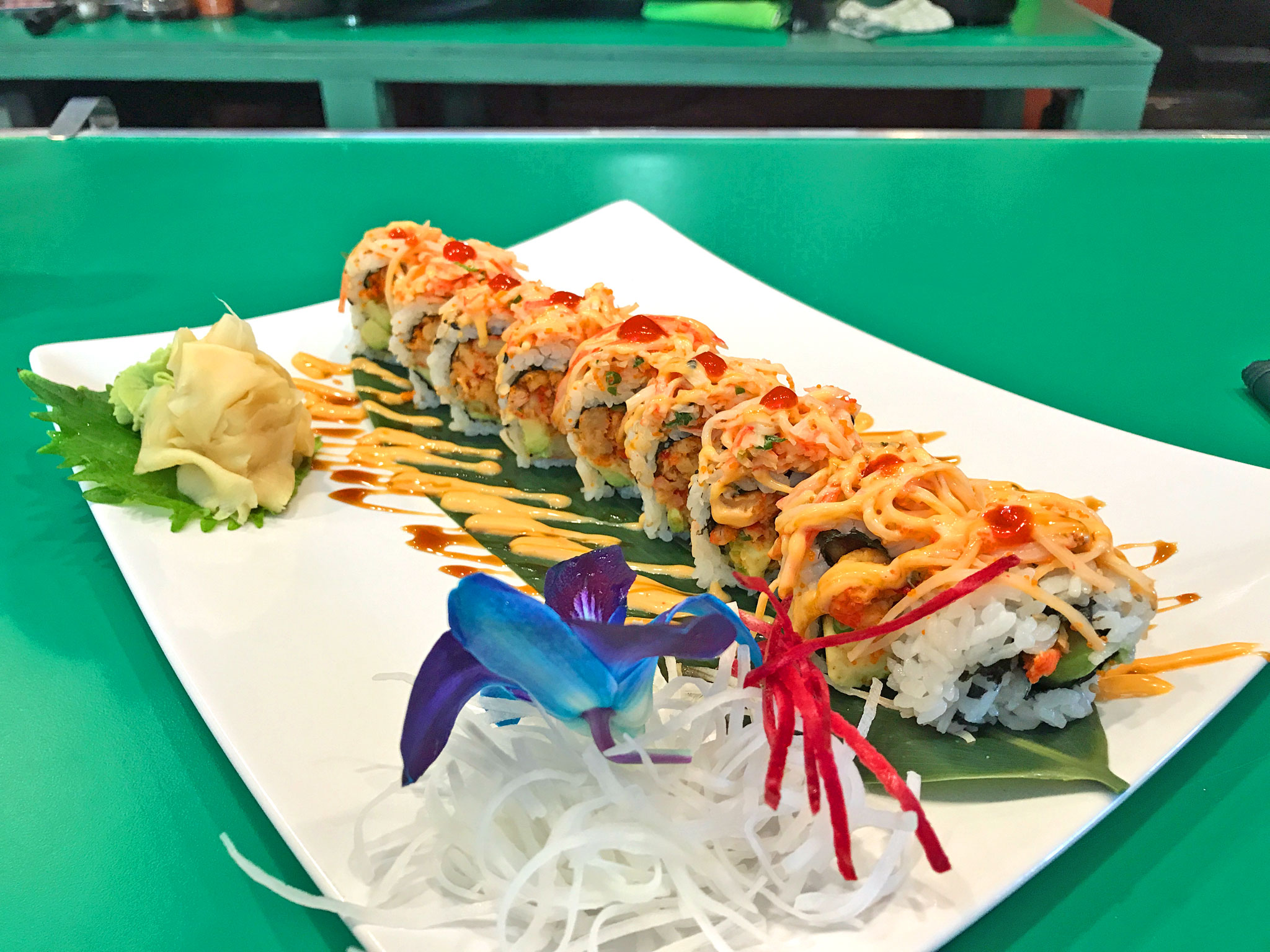 Voodoo Doll Roll