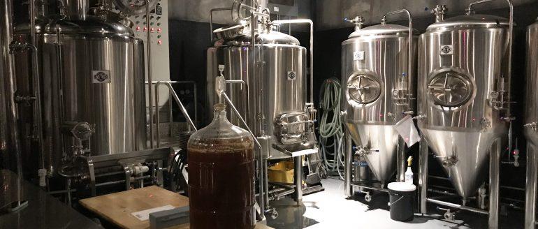 Avid Brew Co: St. Pete's Unique Speakeasy Brewery