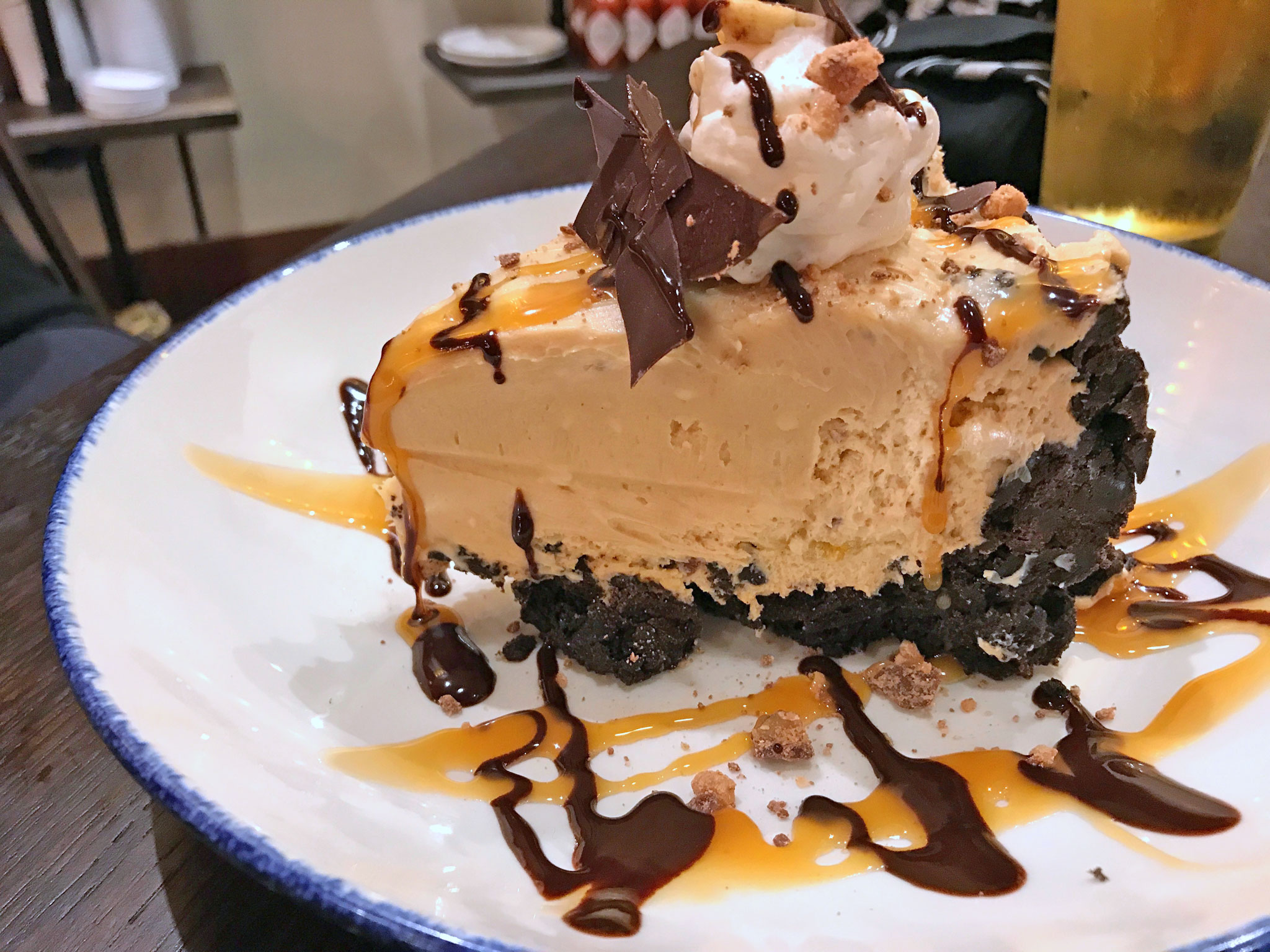 Epic Peanut Butter Pie