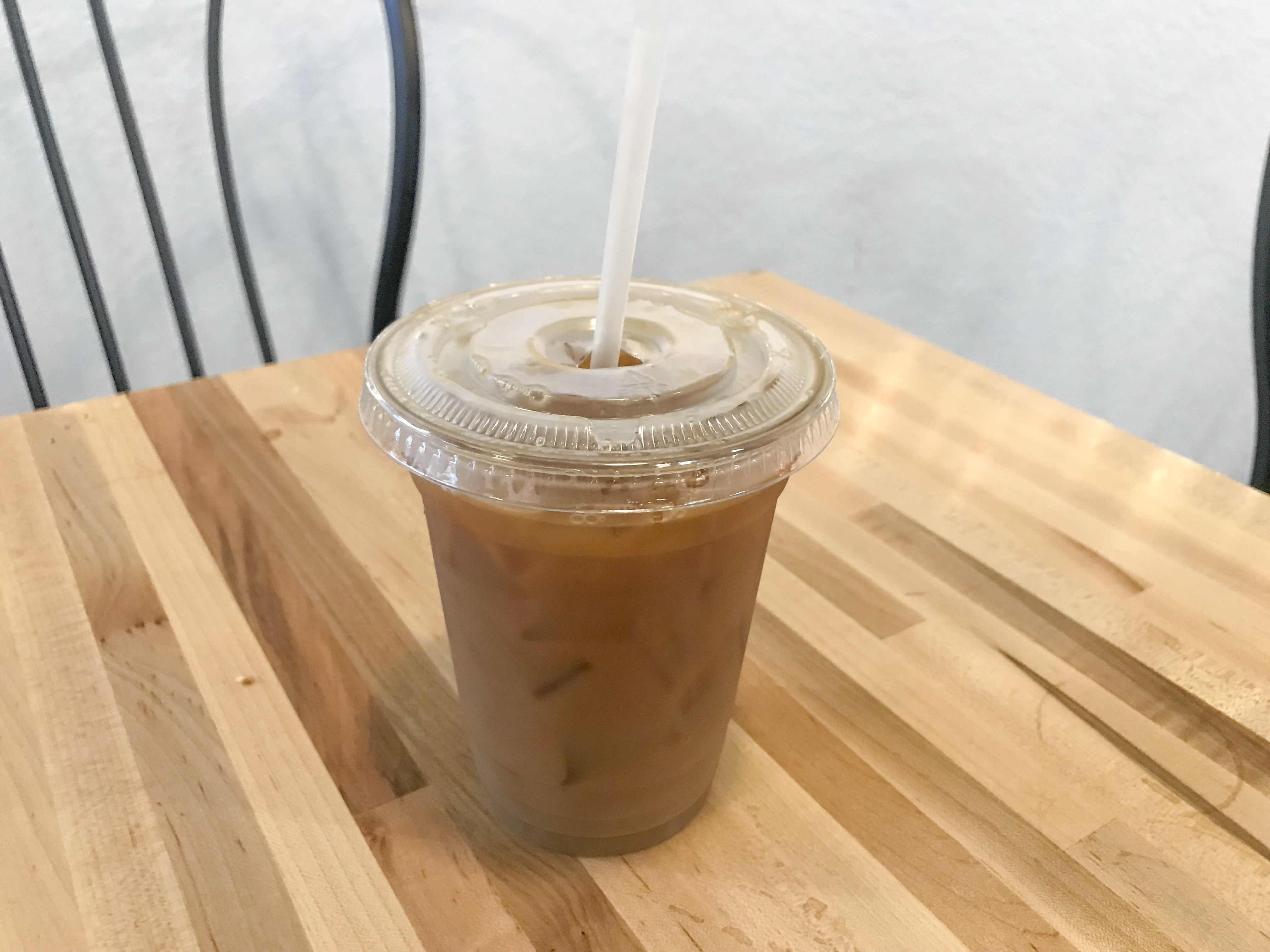 Cold Brew with Almond Milk