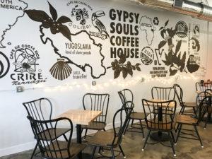 Gypsy Souls interior