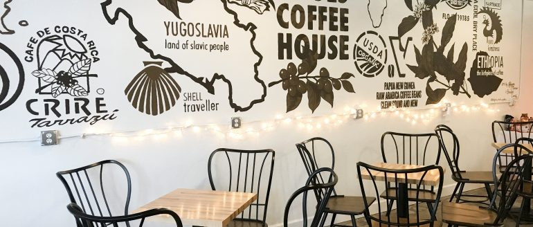 Experience Coffee Roasts From Around The World At Gypsy Souls Coffeehouse