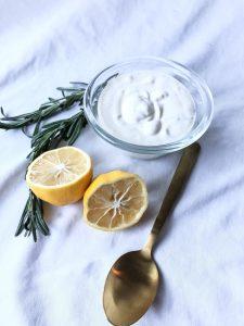 Roasted Garlic Horseradish Cream Sauce