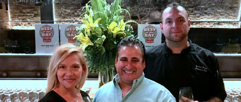 Interview with Chef Joshua Breen, Rene Hernandez & Allison Harris from Annata & Alto Mare St. Petersburg Foodies Podcast Episode 14