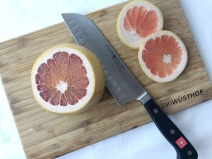 Grapefruit segmenting, part 1
