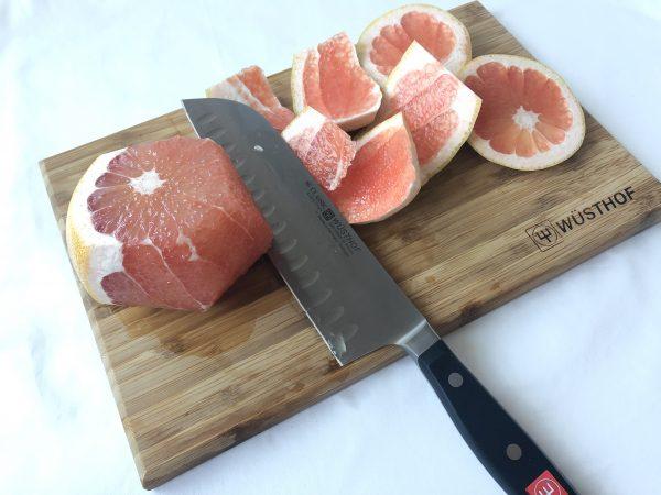 Grapefruit segmenting, part 2