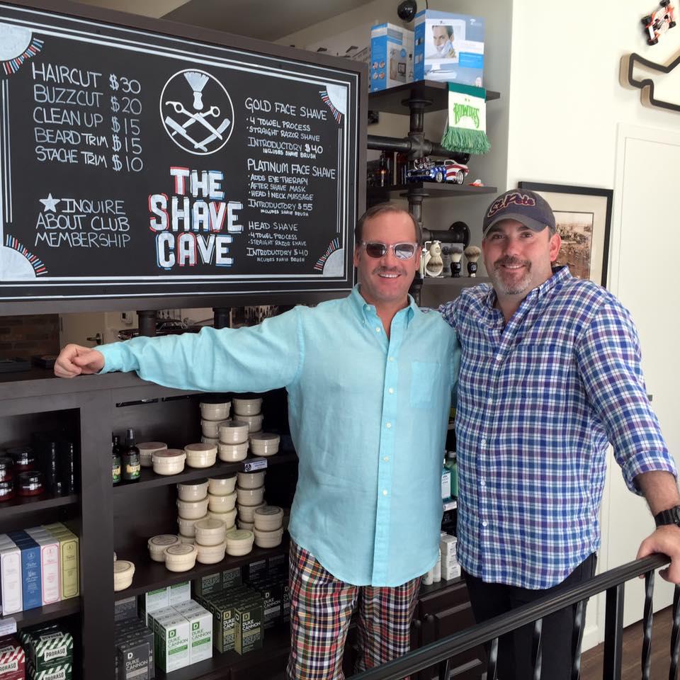 Kevin Godbee & Max Glazer, July 2015