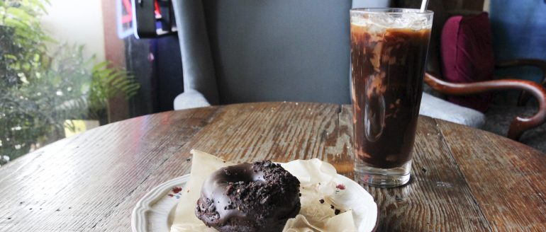 Become a True Local at Black Crow Coffee Shop in St. Pete