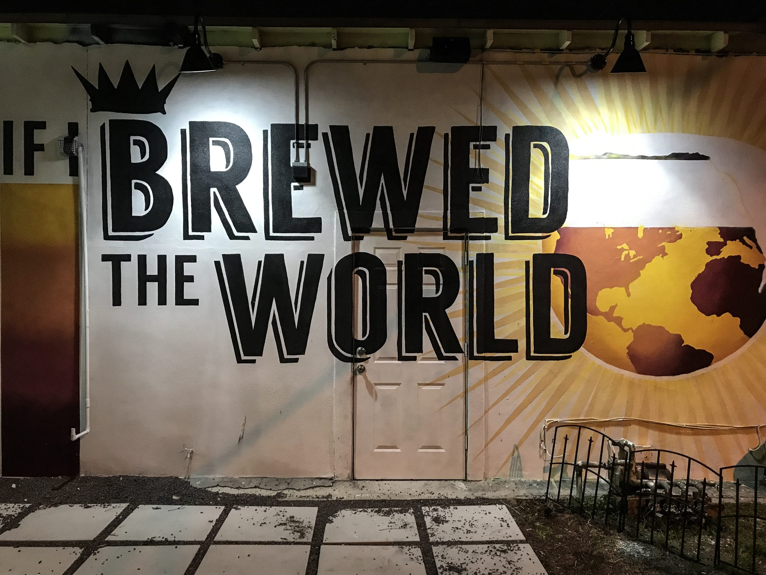 If I Brewed the World