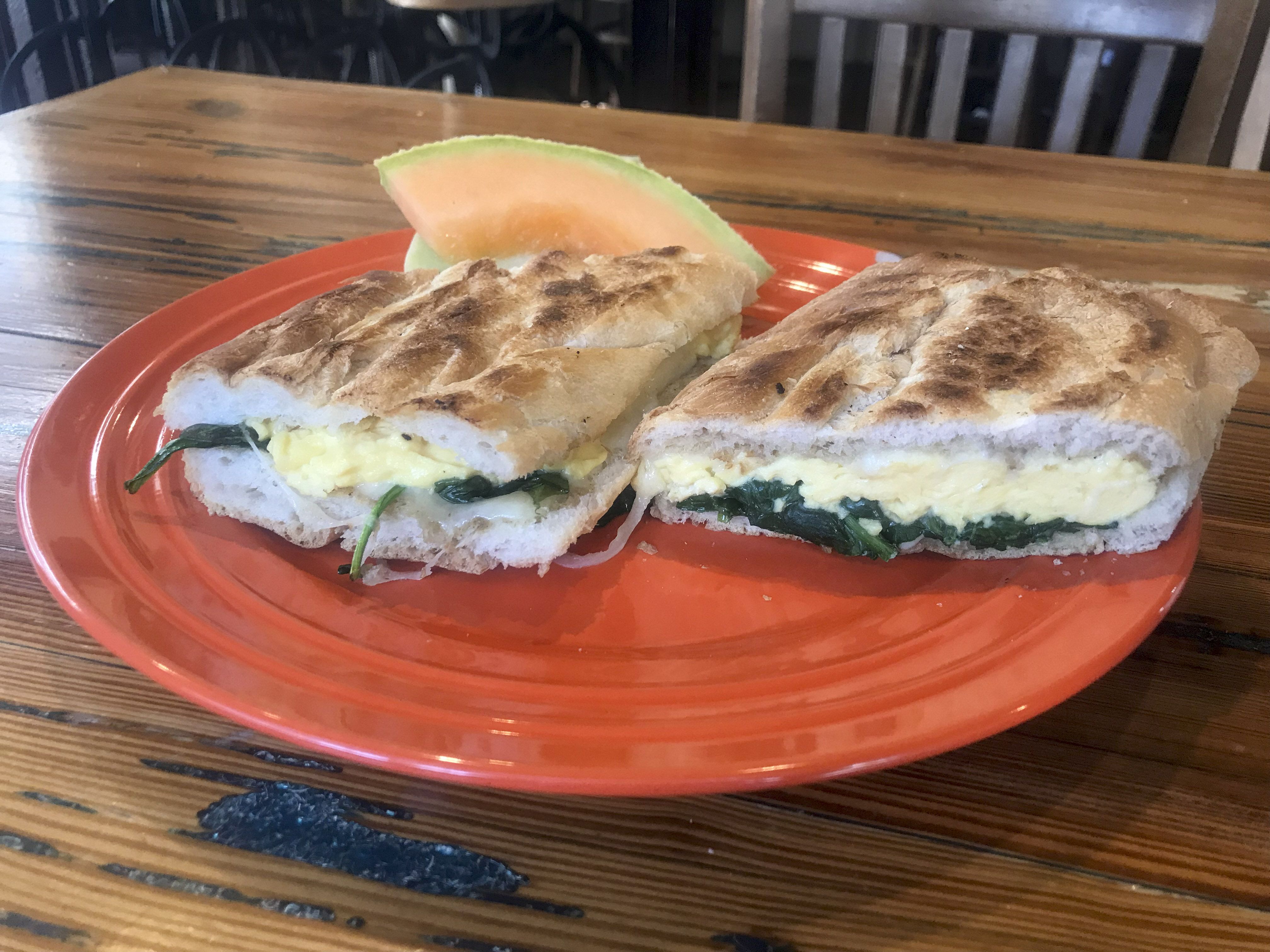 Banyan Cafe Breakfast Sandwich