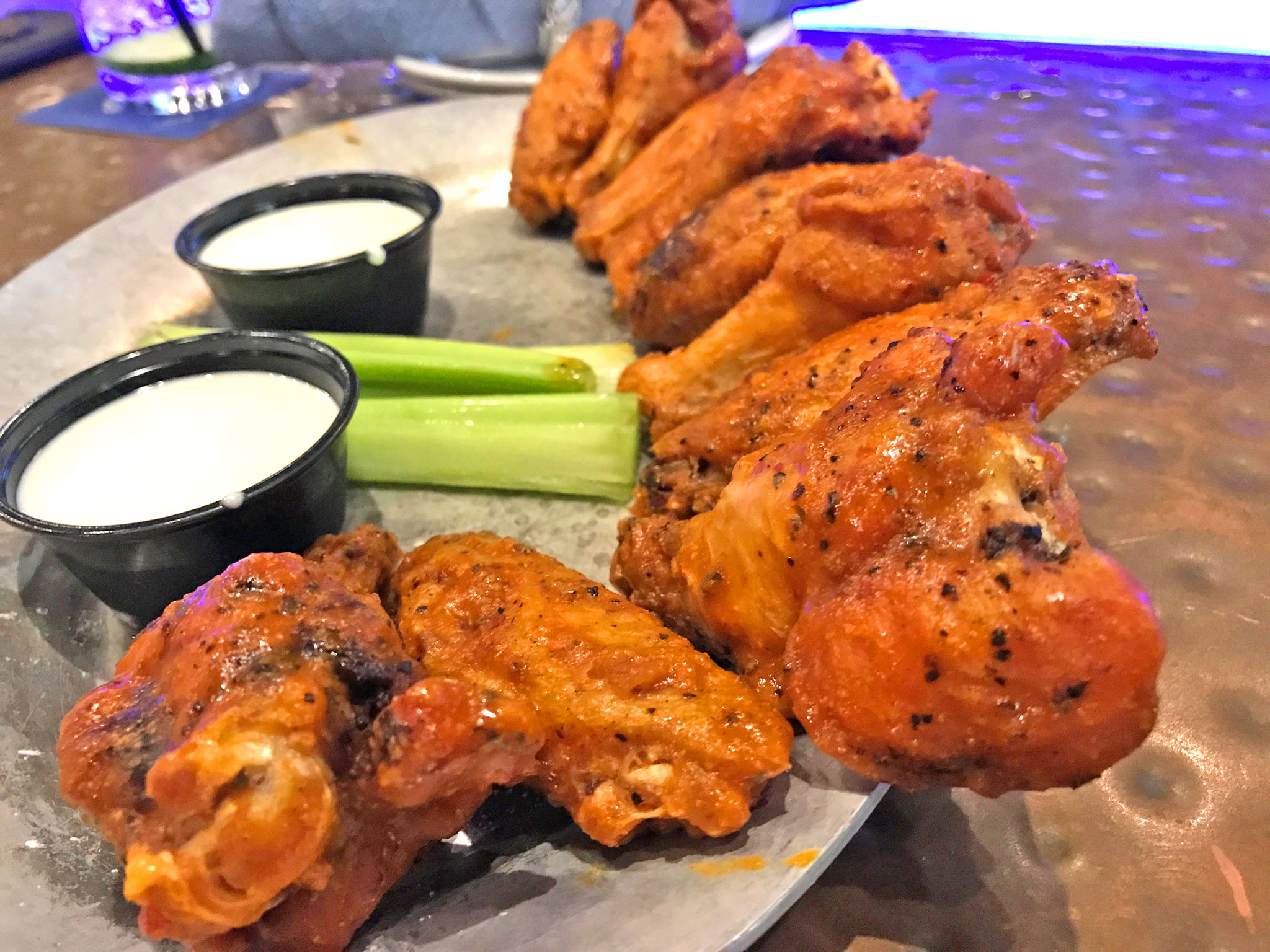 Fords Buffalo Wings