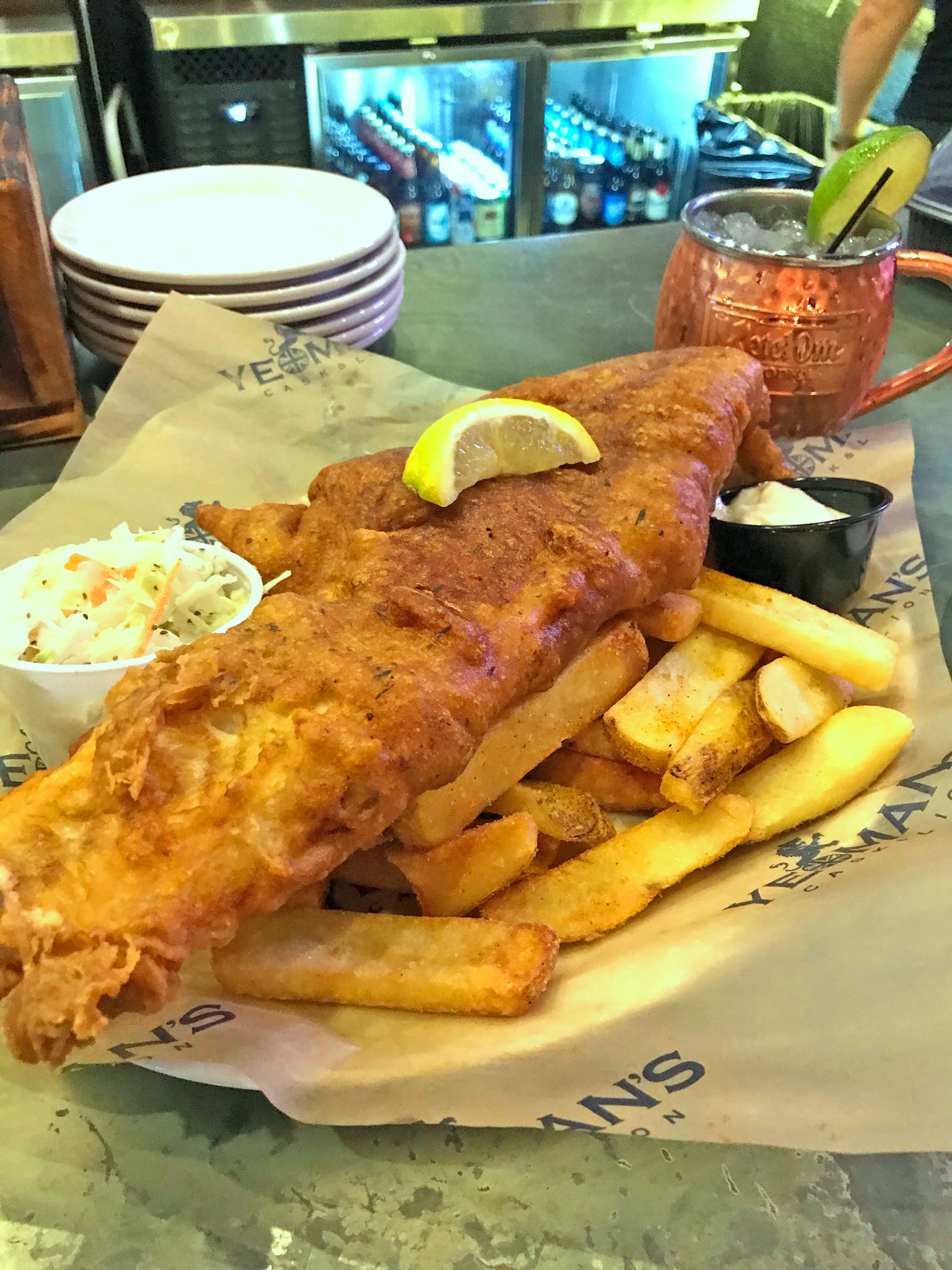 Ford's Fish N Chips