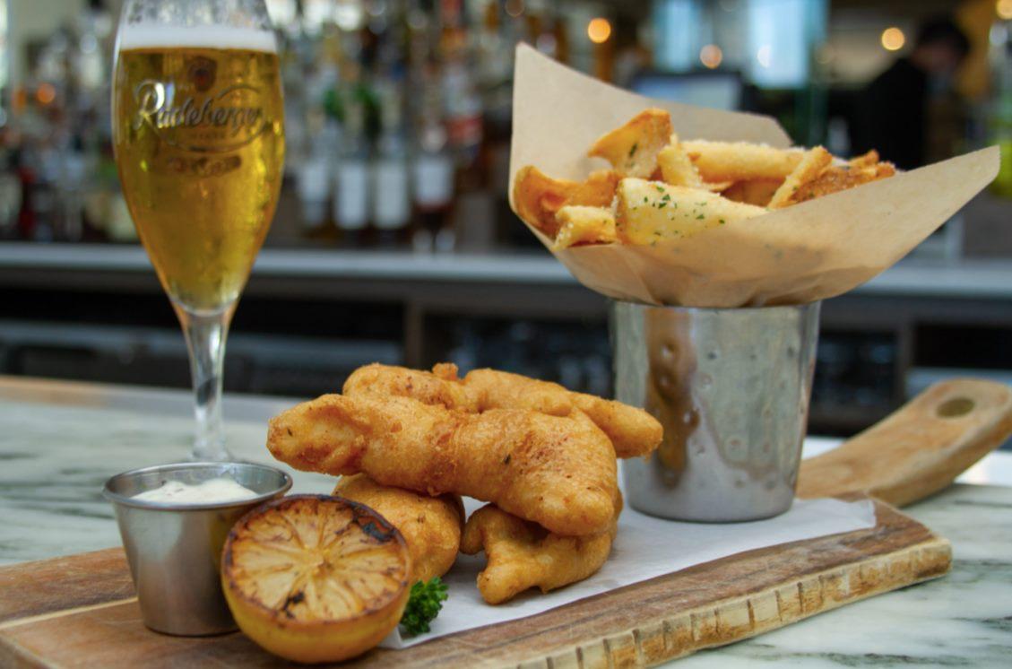 Sea Salt Fish & Chips