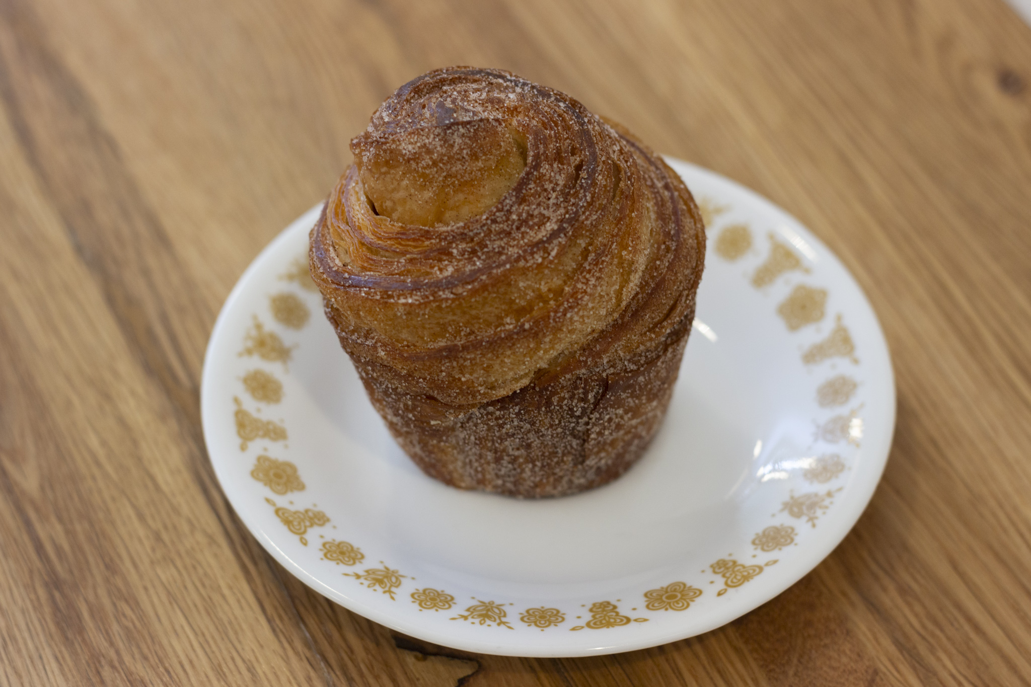Cinnamon Cruffin from Mana Bakery