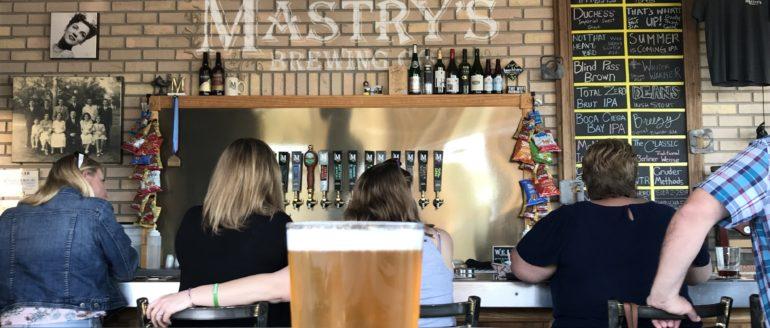 Total Zero – Mastry's Brewing Co.